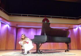 長女と私とピアノ、子育ての醍醐味の一つ