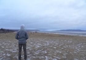 厳寒サバイバルキャンプから戻った長男、喜びと痛みと