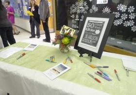 昨夜は小学校の50周年を祝う会、そんな「幸せ」というのも確かにあるんですね