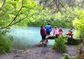 キャンプ、子供との関係を整え子育てのきつさを緩和するために