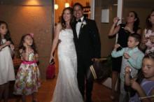フロリダの太陽の下で義妹とハイメ・クアドラさんの結婚式!